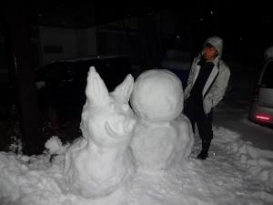 Big雪だるま